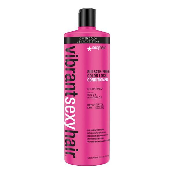Vibrant Sexy HairSulfate-Free Color Lock Conditioner 1000 ml