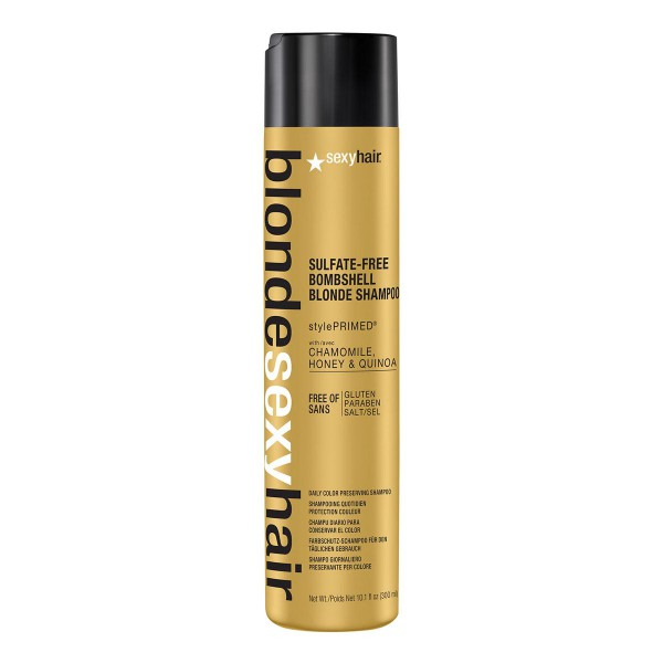 Blonde Sexy Hair Bombshell Shampoo 300 ml