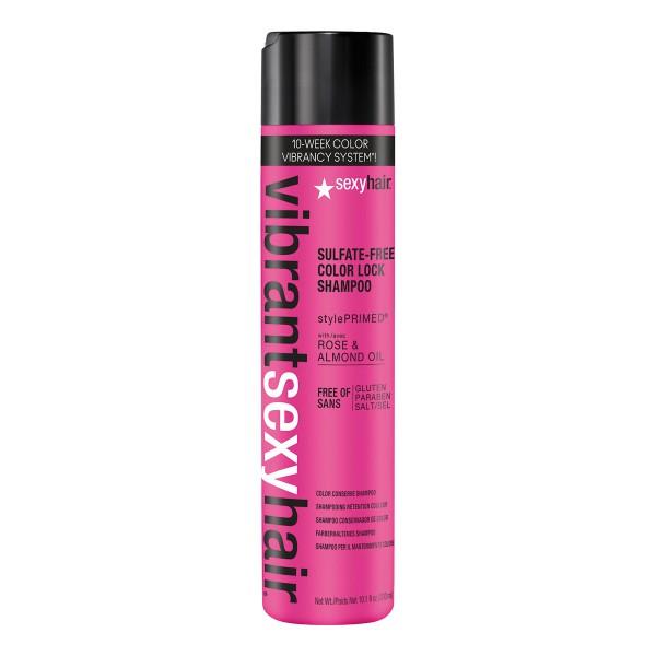 Vibrant Sexy HairSulfate-Free Color Lock Shampoo 300 ml