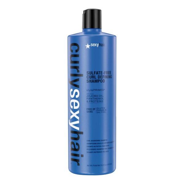 Curly Sexy Hair Curly Shampoo 1000 ml