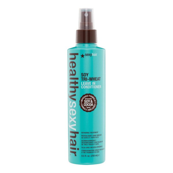 Healthy Sexy Hair Soy Tri Wheat Leave-In Conditioner 250 ml