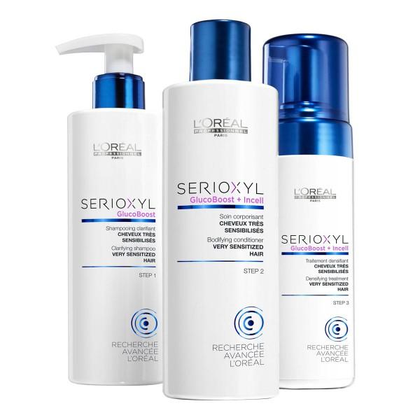 Serioxyl Kit 2 für coloriertes Haar
