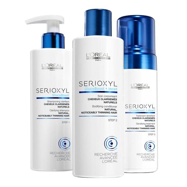 Serioxyl Kit 1 für normales Haar