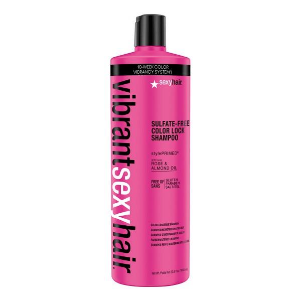 Vibrant Sexy HairSulfate-Free Color Lock Shampoo 1000 ml