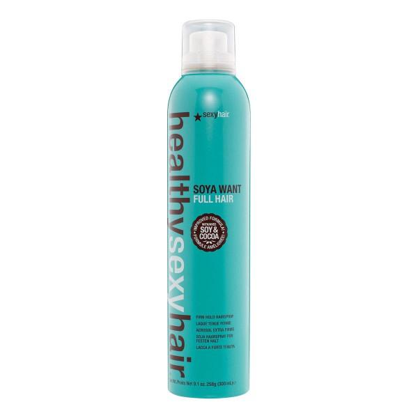 Healthy Sexy Hair Soya Want Full Hair Hairspray 300 ml